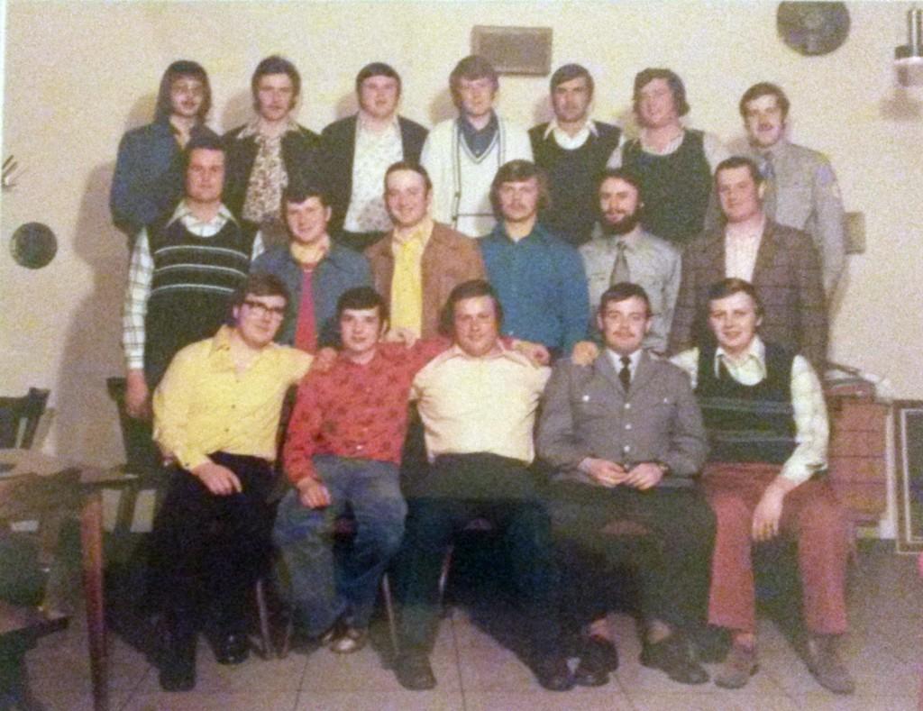 Gründungsmitglieder 1975