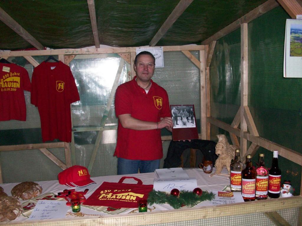 Weihnachtsmarkt in der Hessenstube