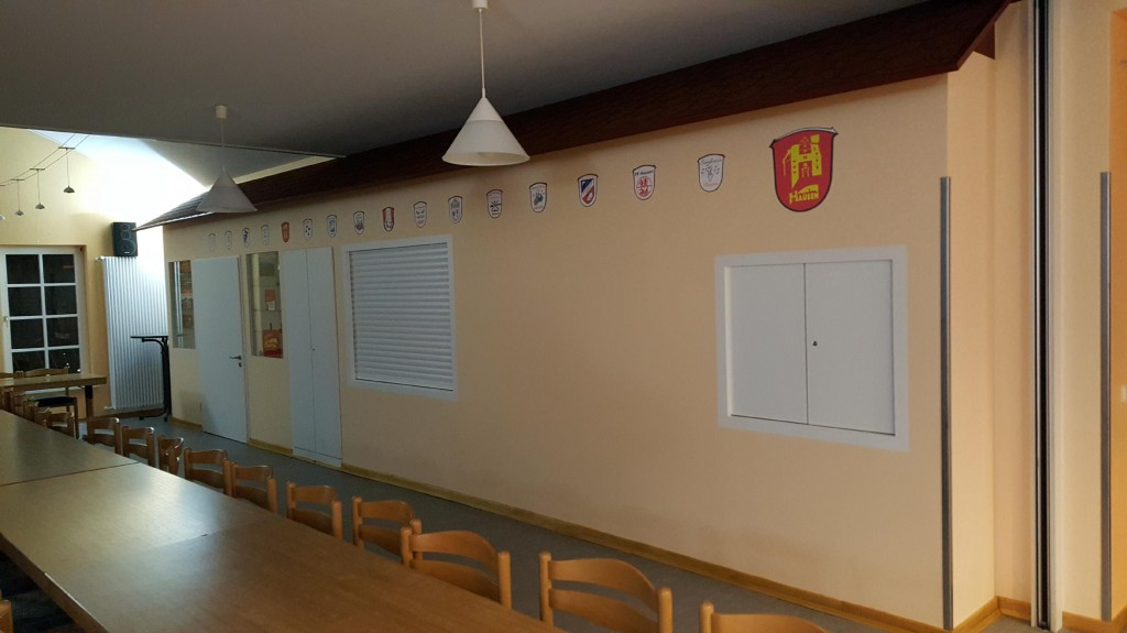 Neue Wand DGH