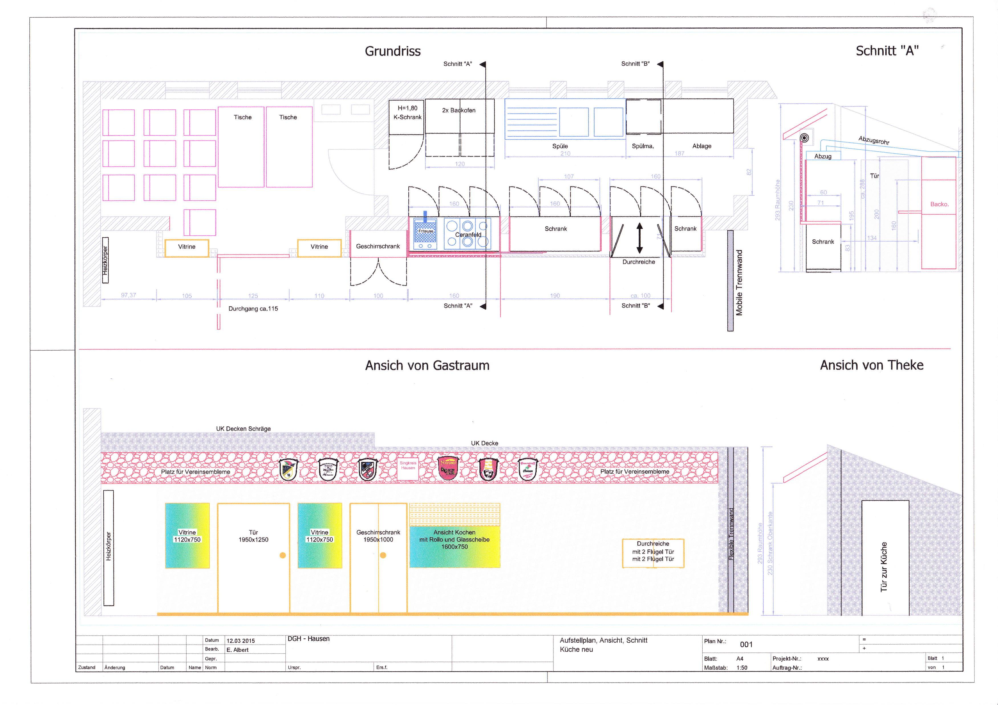 Küchenplan küchenplan