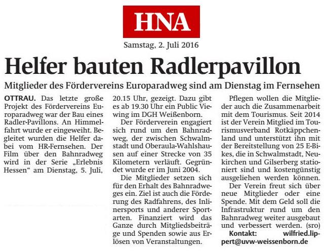 HNA-RadwegSendung20160702