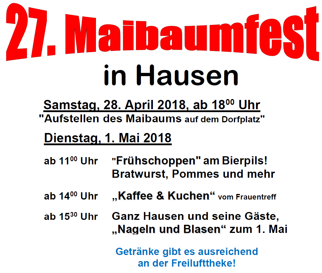 Maibaumfest2018-1Plakat