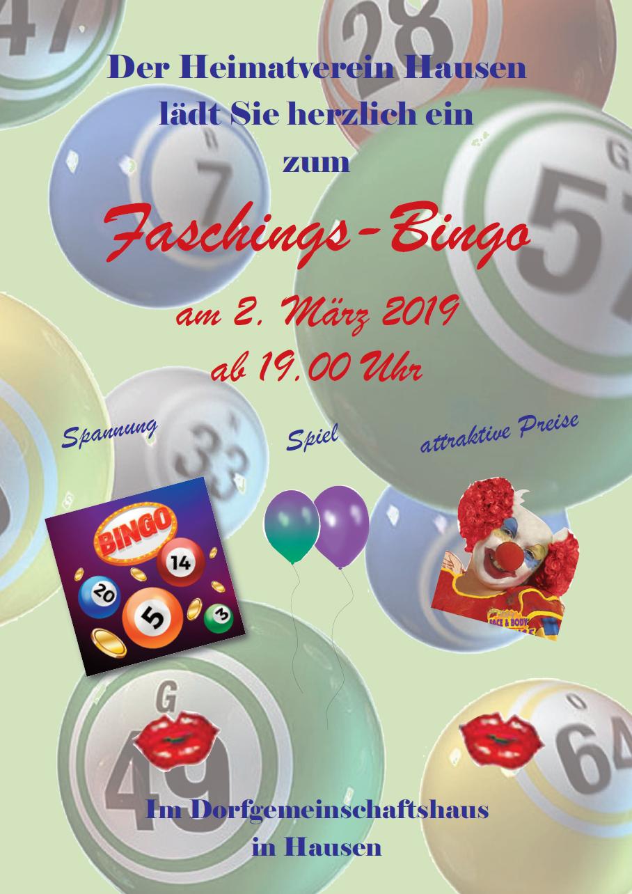 Faschings-Bingo2019