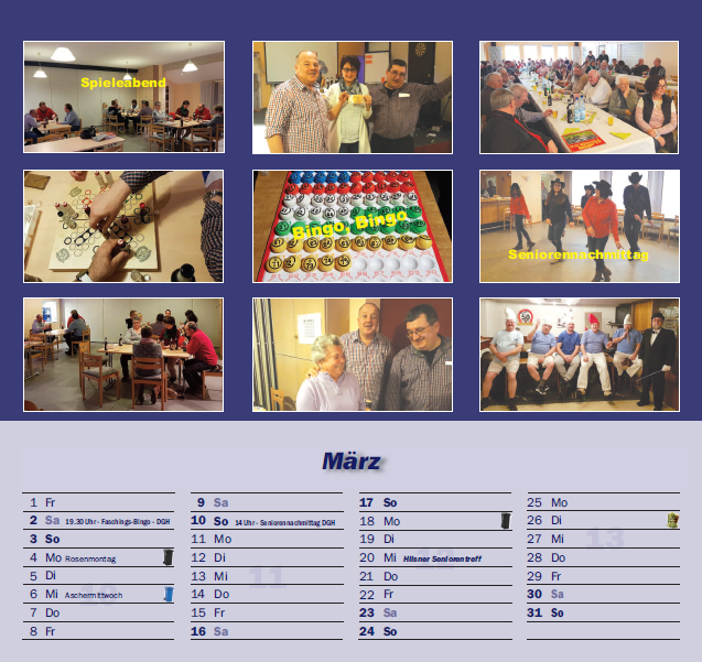 Kalender2019-März