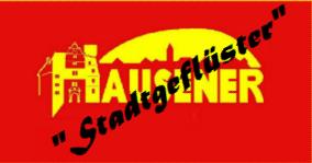 """""""Stadtgeflüster"""" – Hausener Stammtisch @ Gasthaus """"Zum Schwanen"""" (Bizzel)"""